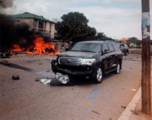Two Explosions Rock Kaduna State, Govt Declares 24-hour Curfew (Photos)